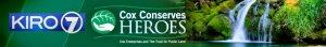 KIRO 7's Cox Conserves Heroes